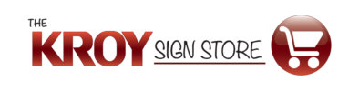 The Kroy Sign Store